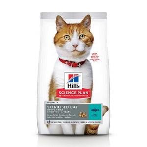 Hills SP Feline Young Adult Sterilised Tuna 1.5 kg