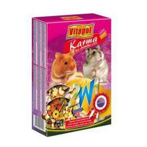 Hrana cu Legume si Fructe pentru Hamsteri si Iepuri 340 gr