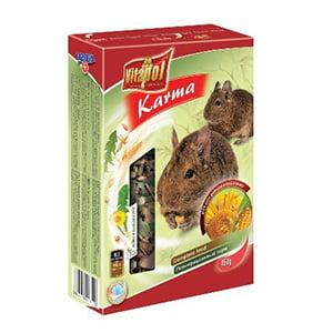 Hrana Completa pentru Veverita Degu 450 gr