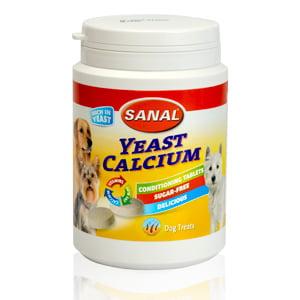 Sanal Dog Yeast Calcium 150 g