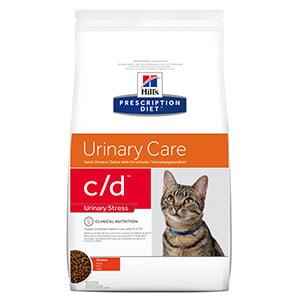 Hills PD Feline C/D Multi Stress 4 kg