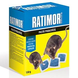 Ratimor Brodifacoum Fresh Bait 150 g (29ppm)