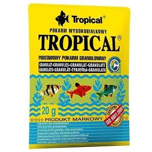 Hrana tropical granulat 20 gr
