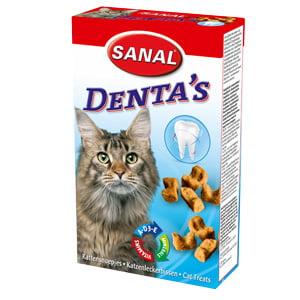 Sanal Cat Dentas 75g