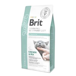 Brit Grain Free Veterinary Diets Cat Struvite 5 kg