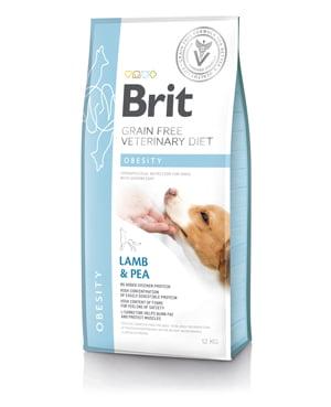 Brit Grain Free Veterinary Diets Dog Obesity 2 kg