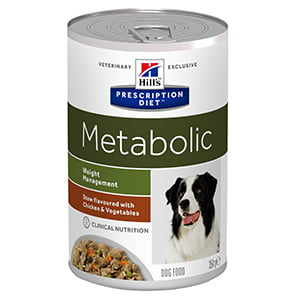 Hills PD Canine Metabolic Chicken and Vegetable Stew 354 g