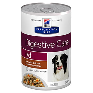 Hills PD Canine I/D Chicken and Vegetable Stew 354 g