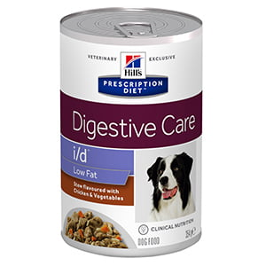 Hills PD Canine I/D Low Fat Chicken and Vegetable Stew 354 g