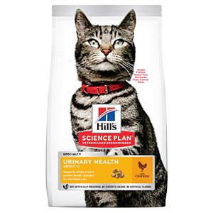 Hills SP Feline Adult Urinary Health Chicken 1.5 kg