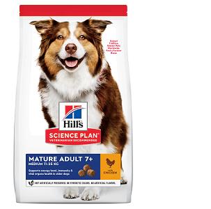 Hills SP Canine Mature Medium Chicken 2.5 kg