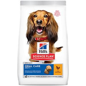 Hills SP Canine Adult Oral Care Chicken 12 kg