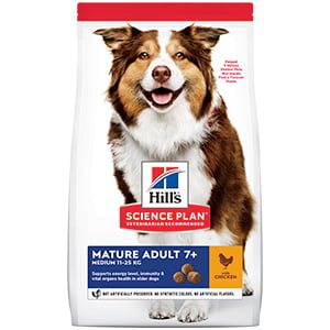 Hills SP Canine Mature Medium Chicken 14 kg