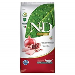 ND Prime Cat Chicken and Pomegranate Kitten 10 kg