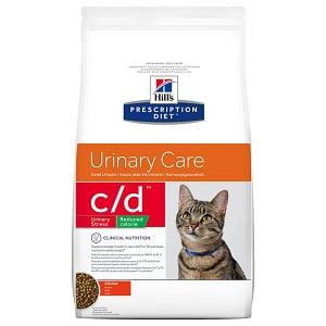 Hills PD Feline C/D Stress Reduced Calories 4 kg