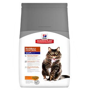 Hills SP Feline Senior Hairball 1.5 kg