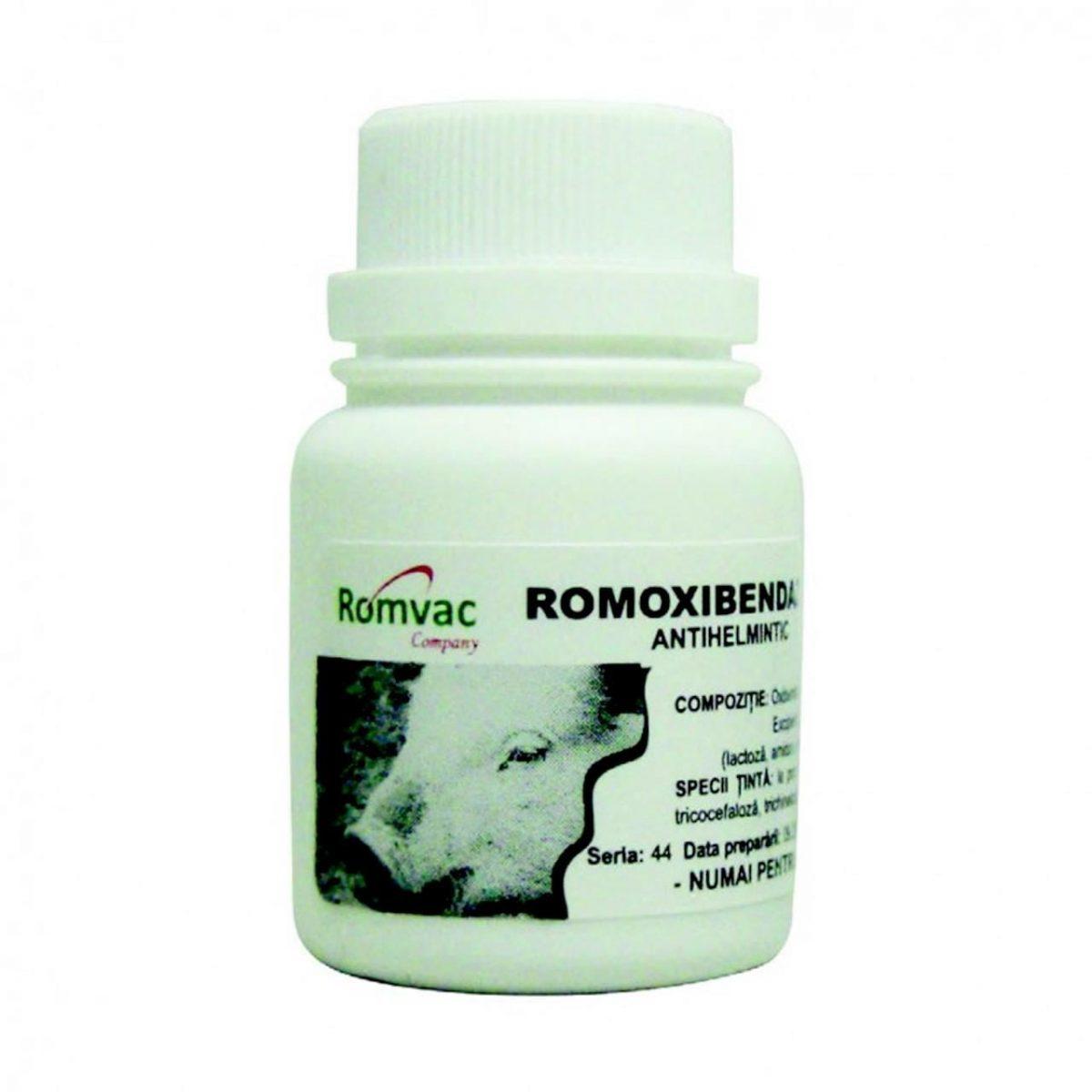 ROMOXIBENDAZOL 20CP