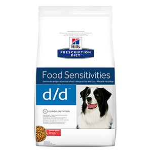 Hills PD Canine D/D Salmon and Rice 5 kg