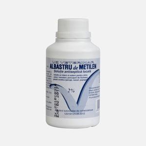 Albastru de metilen 2% 100 ml