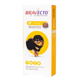 Bravecto (2-4