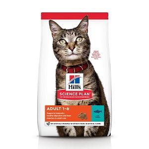 Hills SP Feline Adult Tuna 10 kg