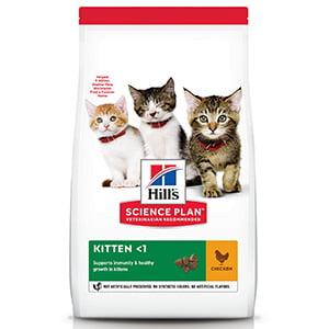 Hills SP Feline Kitten Chicken 3 kg
