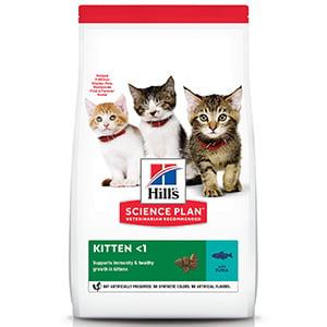 Hills SP Feline Kitten Tuna 300 g