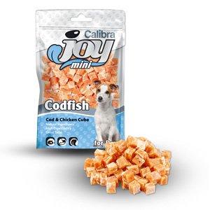 Calibra Joy Dog Mini Cod and Chicken Cube 70 g