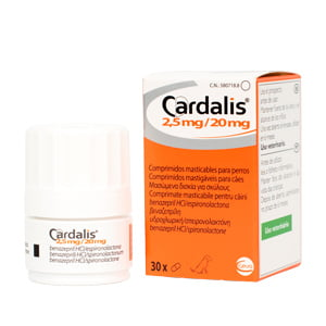 Cardalis S (2.5 mg) x 30 tb