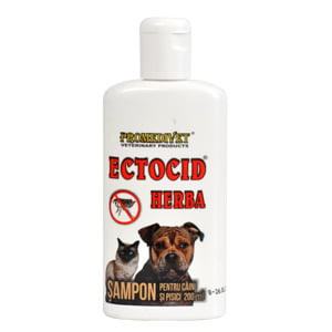 Ectocid Herba Sampon antiparazitar 200 ml