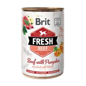 Brit Fresh Beef with Pumpkin 400 g