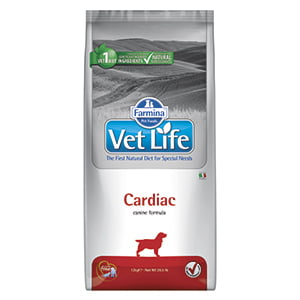 Vet Life Natural Diet Dog Cardiac 2 kg