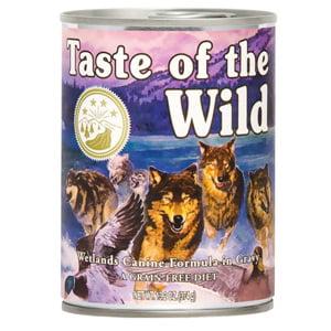 Taste of the Wild CV Wetlands Canine 390 g