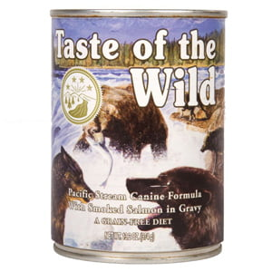 Taste of the Wild CV Pacific Stream Canine 390 g
