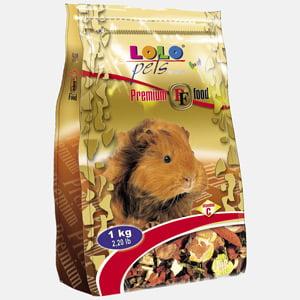 Hrana Premium porcusor de Guineea 1 kg