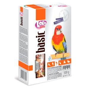 Hrana de baza cu valoare standard pentru papagali Rosella 500 G