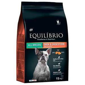 Equilibrio Adult Dog Sensitive Somon 15 kg