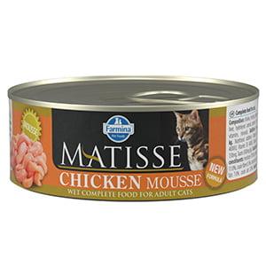 Matisse Cat Mousse Chicken conserva 85 gr