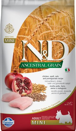 ND Ancestral Grain Chicken