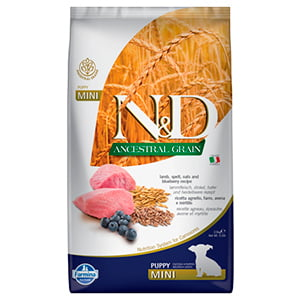 ND Ancestral Grain Dog Lamb