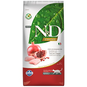 ND Prime Cat Chicken and Pomegranate 10 kg