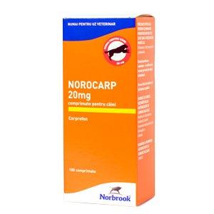 Norocarp 20 mg x 100 tablete
