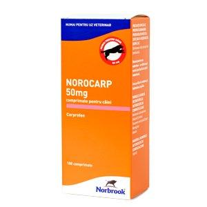 Norocarp 50 mg x 100 tabl