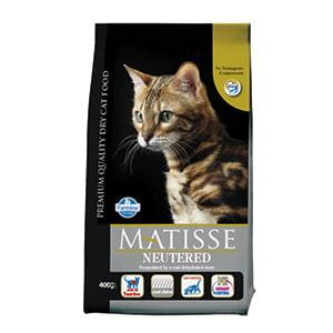 Matisse Neutered 400 gr
