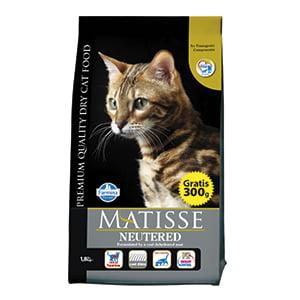 Matisse Neutered 1.5 kg