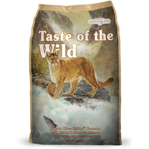 Taste of the Wild Cat Canyon River 6.6 kg