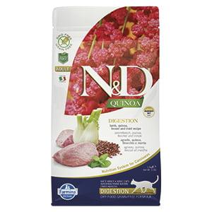ND Cat Quinoa Digestion Lamb 1.5 kg