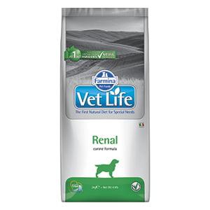 Vet Life Natural Diet Dog Renal 2 kg