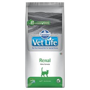 Vet Life Natural Diet Cat Renal 2 kg