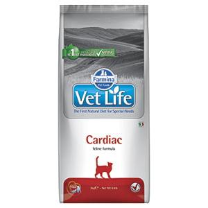Vet Life Natural Diet Cat Cardiac 2 kg